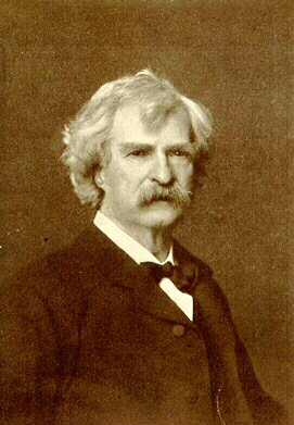 a presidential candidate mark twain essay Mark twain's last hoax editor of the mark twain papers address protects the identity of all the possible candidates did mark twain write the donald.