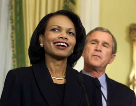 condoleezza rice essays