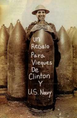The GULLY | Puerto Rico | Depleted Uranium: the Vieques